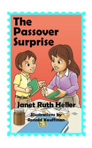 front cover for Passover Surprise